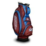 Colorado Avalanche NHL Team Golf Victory Cart Bag